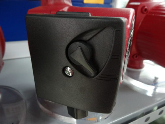 Переключатель скоростей Grundfos UPS