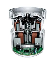 Двигатель с цифровым управлением Dyson V4