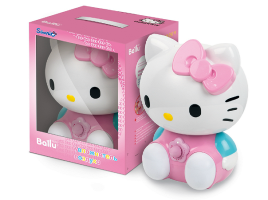Ballu UHB-250 -255 -260 Hello Kitty