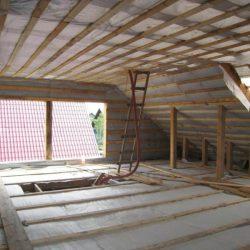 Утепление крыши – порядок выполнения работ, технология установки изоляции и подбор материалов