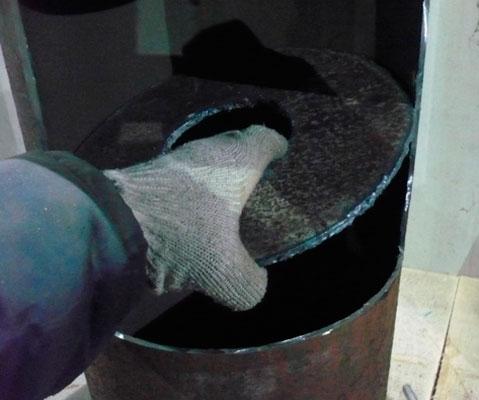 Чудо-печь для гаража на солярке своими руками как соорудить самому