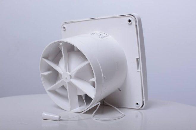 Безлопастный вентилятор