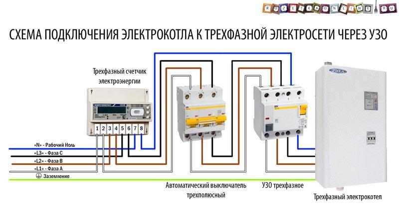 9-Shema-podkljuchenija-jelektrokotla-k-jelektroseti-380-V-trehfaznogo-UZO.jpg