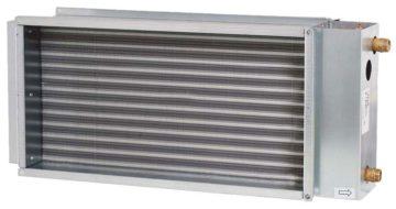 Водяной калорифер для приточной вентиляции. Принцип работы приточной вентиляции с водяным калорифером