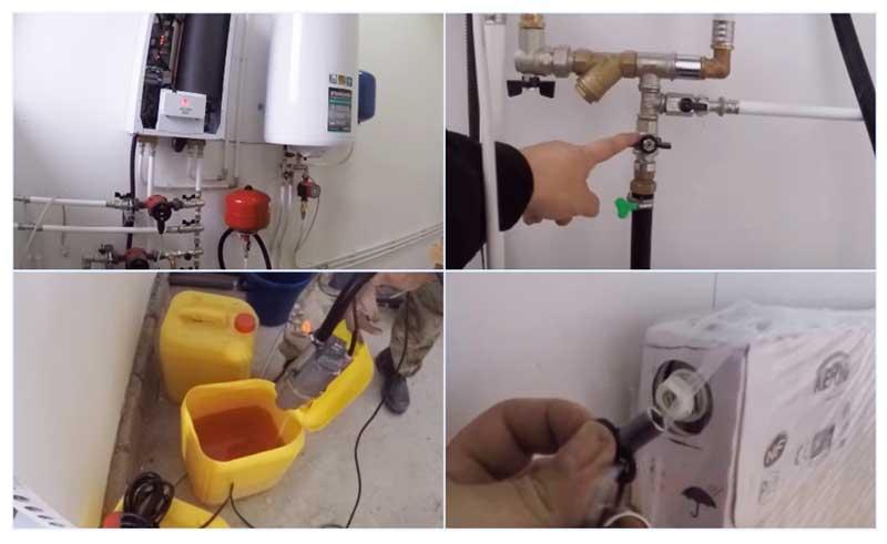Диагностика шума в системе отопления устраняем посторонние звуки в радиаторах трубах и насосах