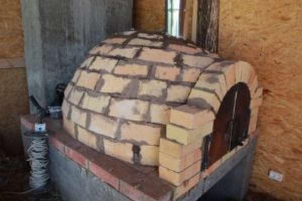 Как сделать печь для выпечки домашнего хлеба своими руками?