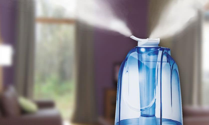 Е. Комароский: как выбрать увлажнитель воздуха для детской комнаты