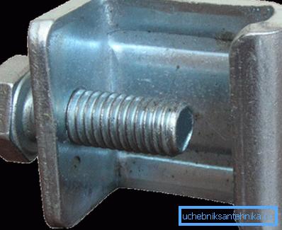 Струбцина – надежный крепеж для для вентиляции